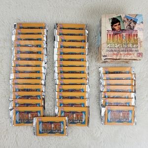 Pro Set 1992 Young Indiana Jones Chronicles Cards
